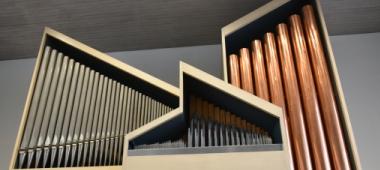 Orgelrenovierung